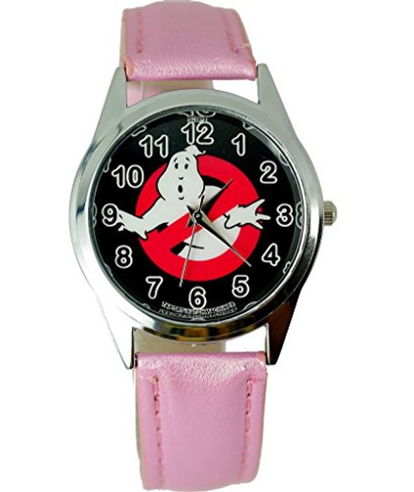 GHOST BUSTERS Quartz Watch PINK Only £9.88