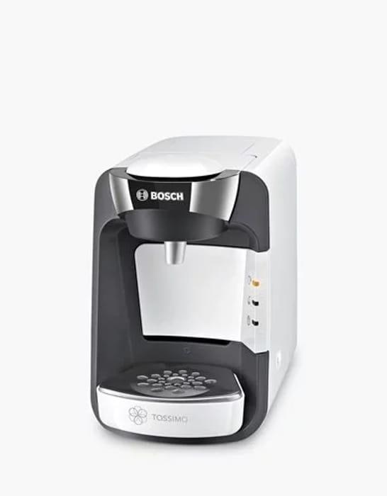 Best Price Tassimo Suny Coffee Machine by Bosch, White