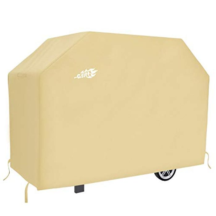 Price Drop! OMORC 58-Inch Waterproof Barbecue Covers with PVC Coating
