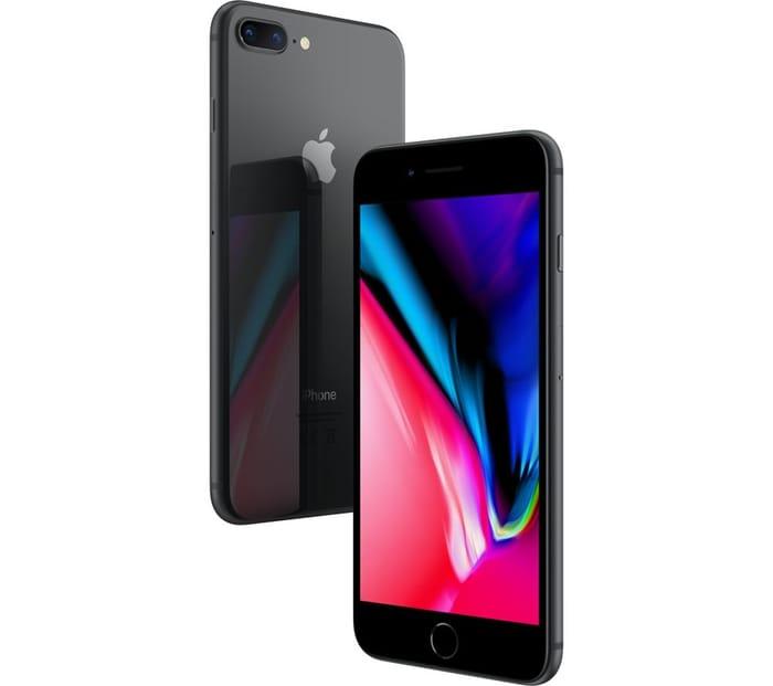 *SAVE £120* APPLE iPhone 8 plus - 64 GB, Space Grey