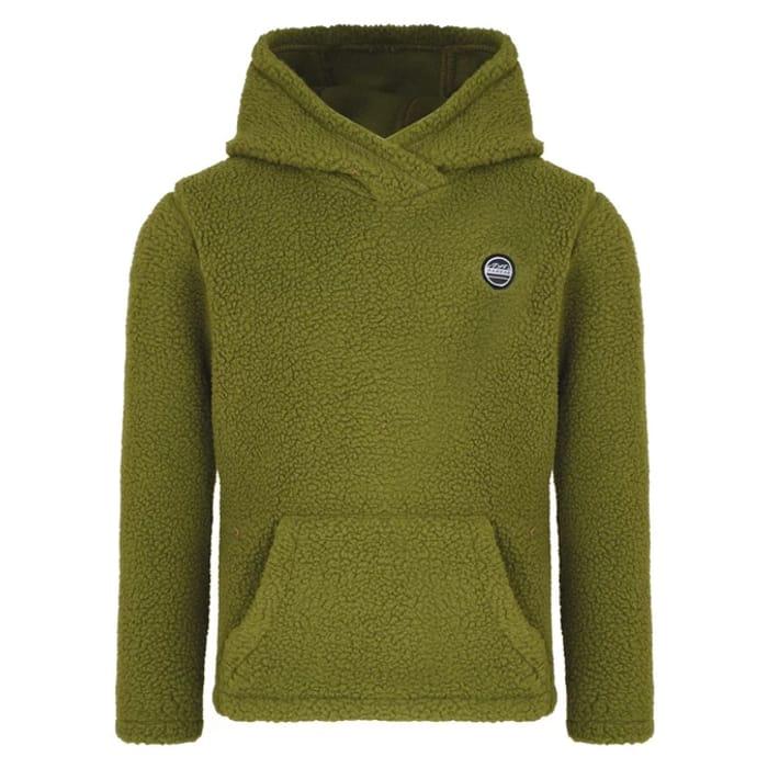 Dare 2B - Green 'Recast' Kids Hooded Fleece 9-13 Y