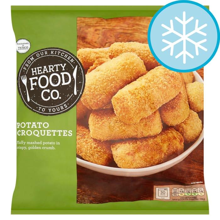 Hearty Food Co Potato Croquette 700G