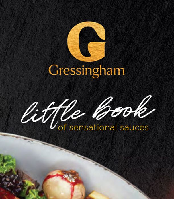 Free GressinghamDuck Recipe Booklet
