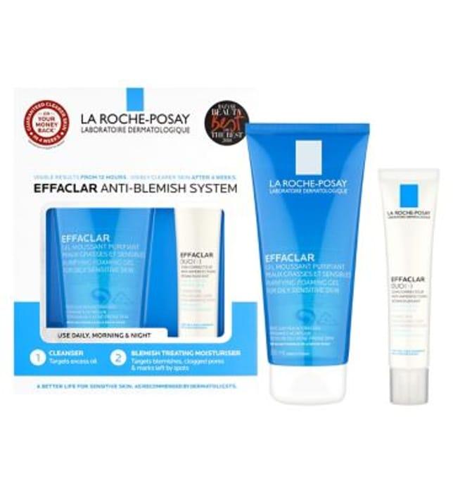 La Roche-Posay Effaclar Anti-Blemish 2-Step Kit