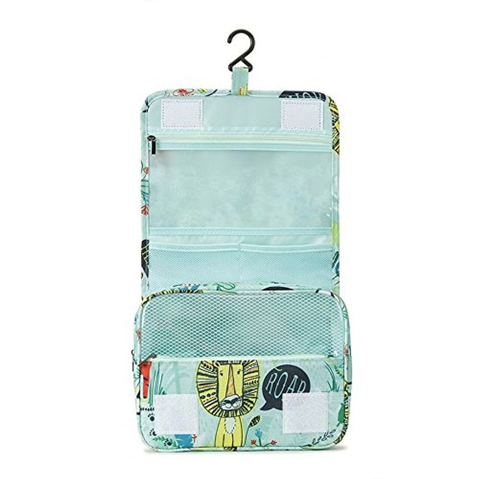 70% Off Handy Travel Toiletry Bag