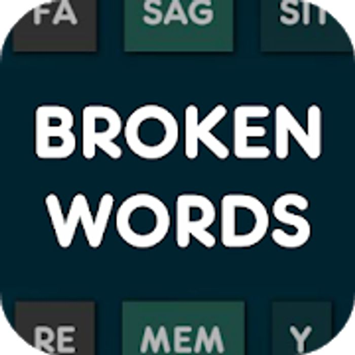 Free Broken Words PRO (Android Game)