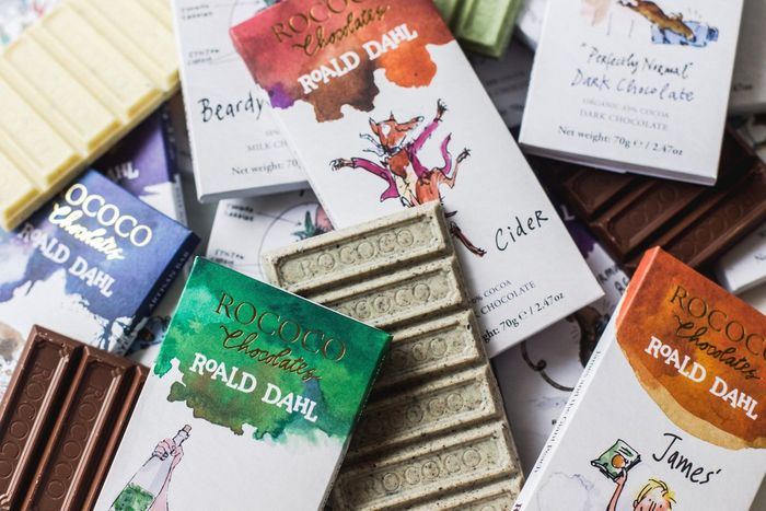 10% off Roald Dahl Chocolate Collection