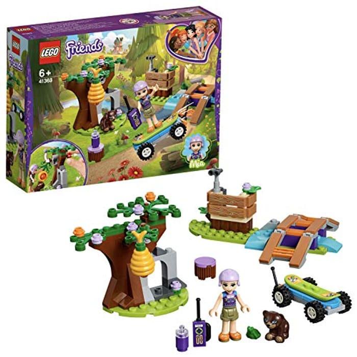 LEGO FRIENDS - Mia's Forest Adventure 41363