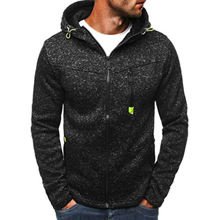 Men Casual Hoodie 30% off + Free Delivery