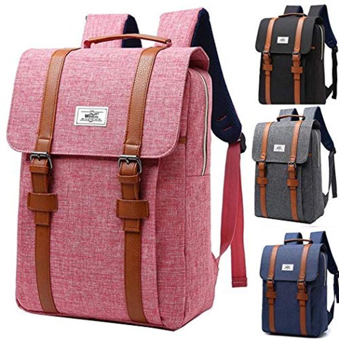 Men Casual Backpack 80% off + Free Delivery
