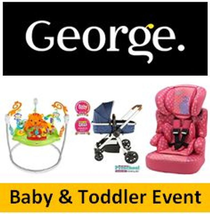 BABY & TODDLER EVENT at ASDA GEORGE