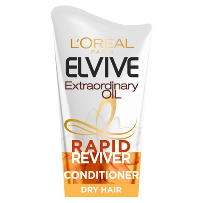 L'oreal Elvive Extraordinary Oil Rapid Conditioner 180Ml