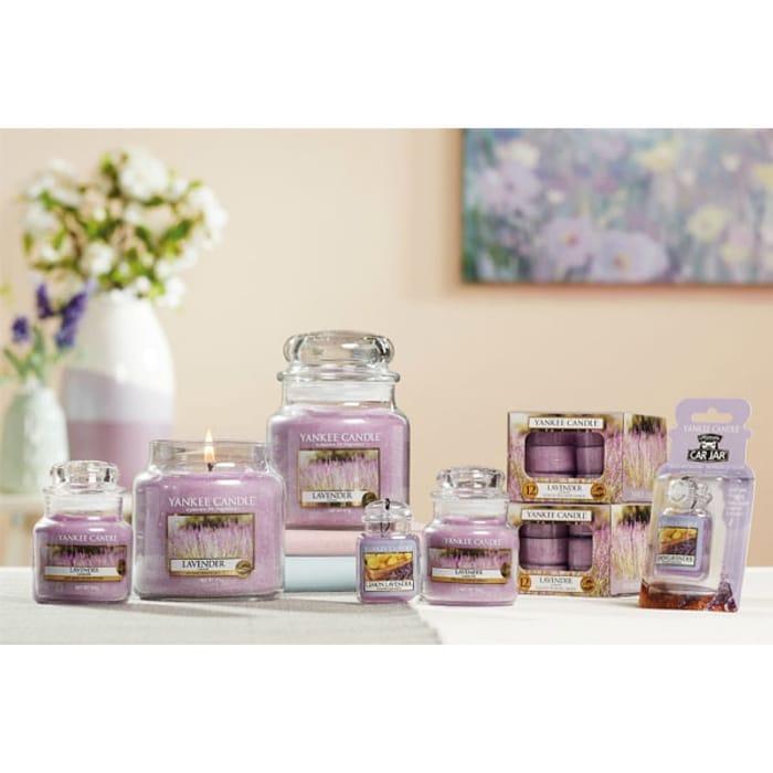 Yankee Candle Lavender 30 Piece Bundle