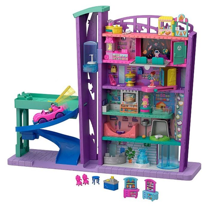 Polly pocket Pollyville Mega Mall online & in store