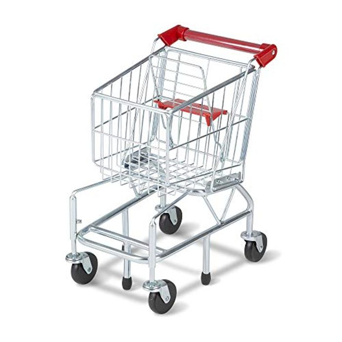Melissa and Doug Toy Shopping Trolley