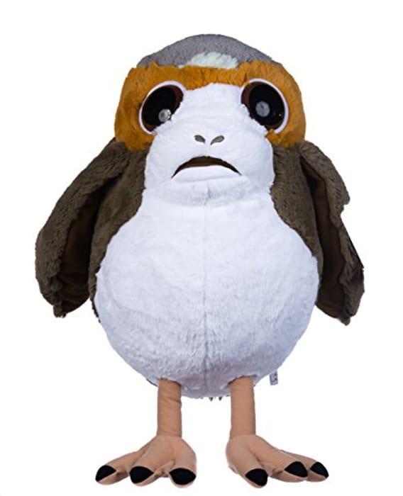 """Star Wars Episode 8 Porg Soft Toy, 18"""""""