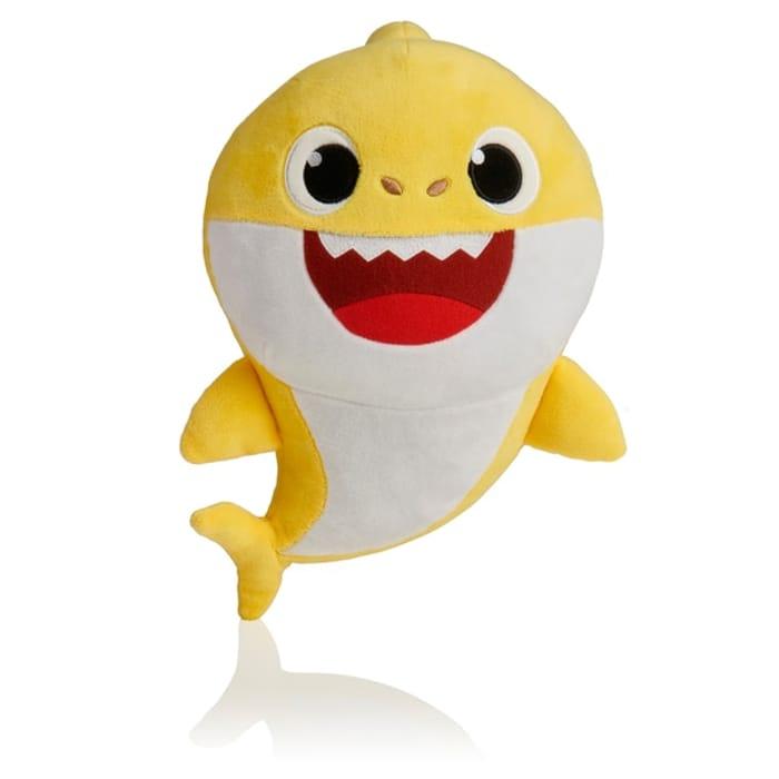 Singing Baby Shark Teddy... Doo Doo Do Do Do!