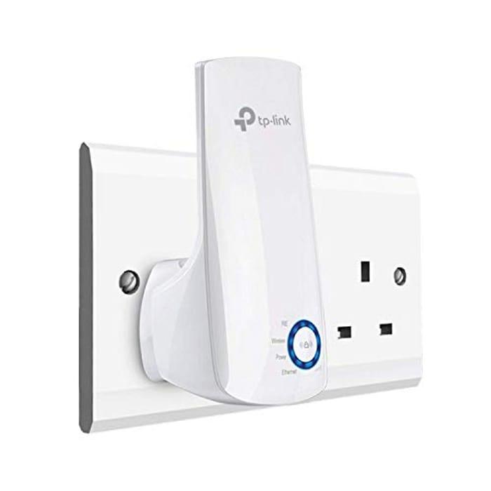 TP-Link Universal Range Extender, Broadband/Wi-Fi Extender,
