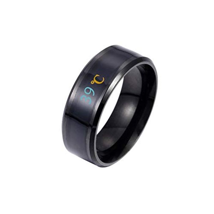 Smart Temperature Physical Intelligent Ring