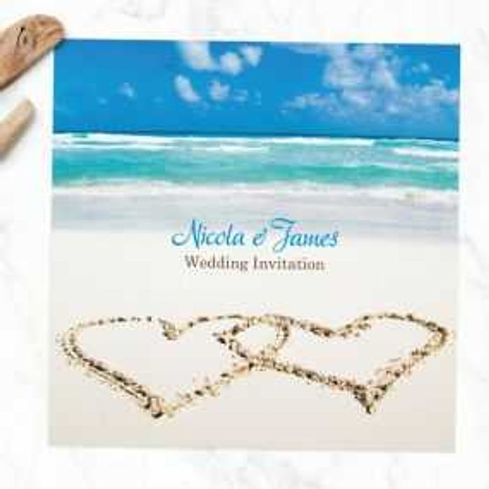 Free Wedding Invitation Samples from WH SMITH