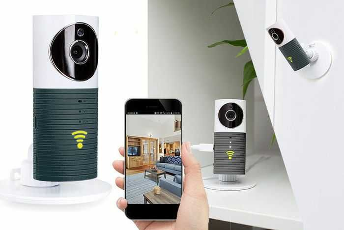 Clever Dog Smart Wireless Home Security Camera - 2 Colours!