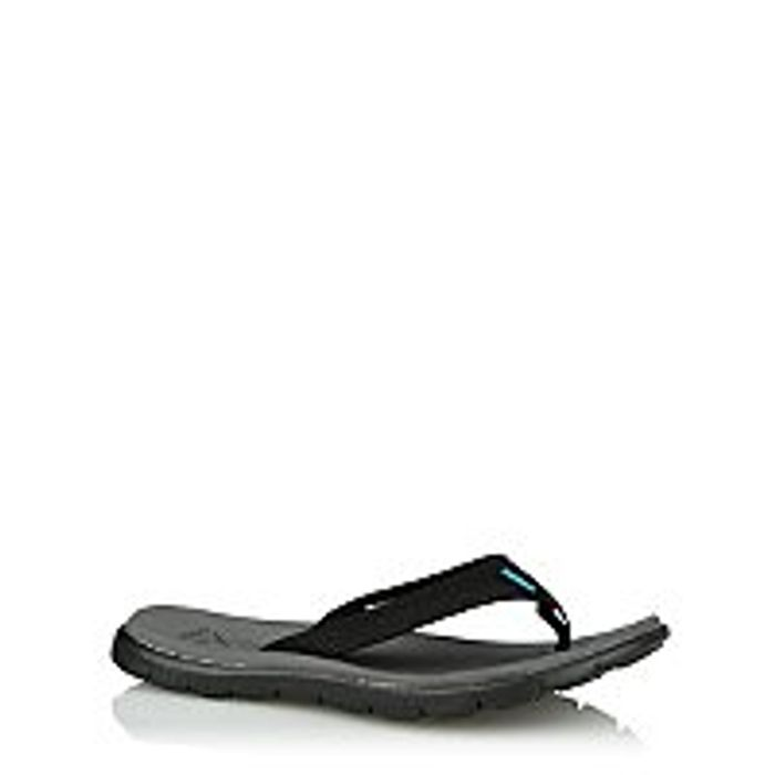Men's Mesh Trim Toe Post Sandal (size SMALL) - HALF PRICE: save £5