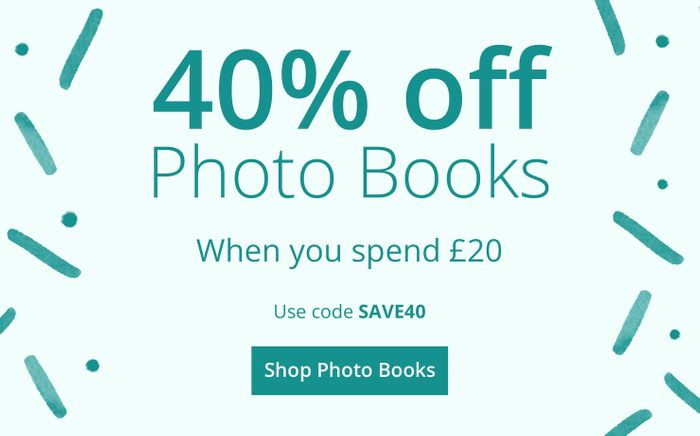 30% off Print and Poster Orders at Photobox