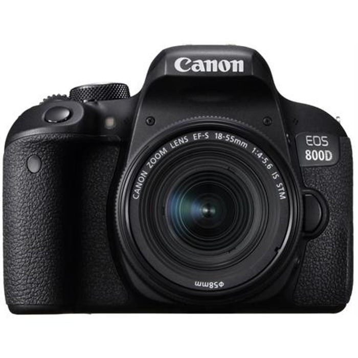 £50 off Canon 800D Orders at Park Cameras