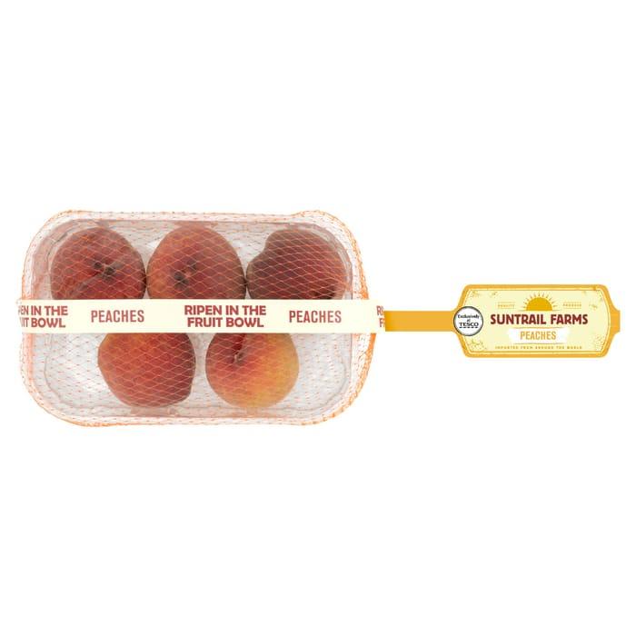 Tesco Suntrail Farms Ripen at Home Peaches