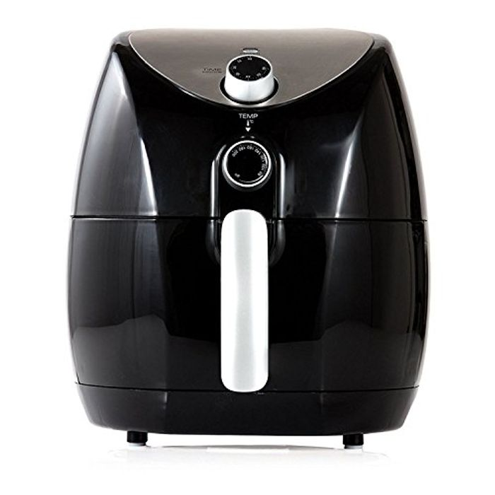Tower Air Fryer Rapid Air Circulation, 60 Min Timer Adj Temp Cont 1500 4.3 Litr