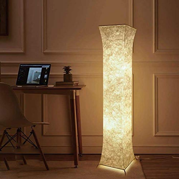 "Floor ,Fy-Light 52"" Tall Standard LED Free Standin [Energy Class A+++]"
