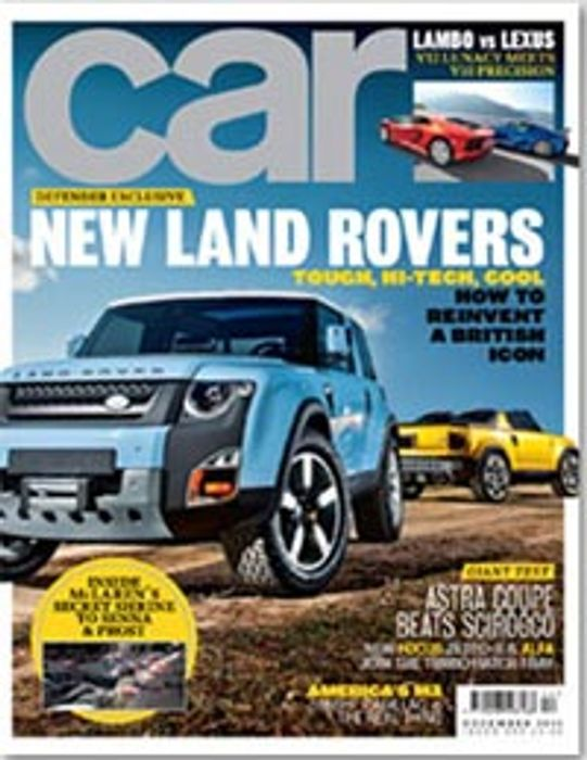 Complimentary Issue of Car Magazine