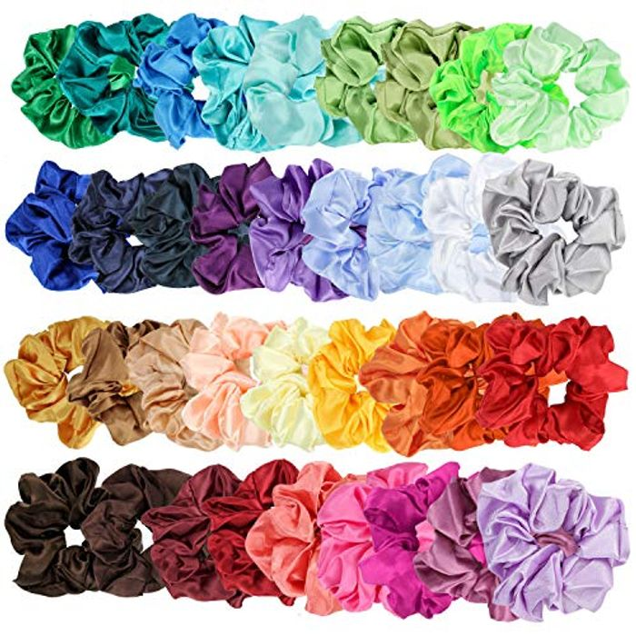 36 Scrunchies for £9.49