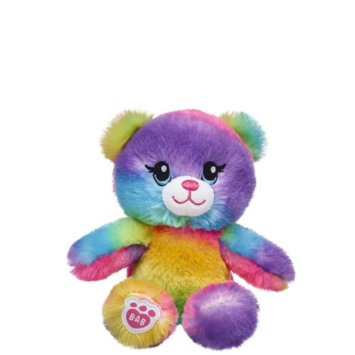 Build-a-Bear Buddies Rainbow Friends Bear save £3