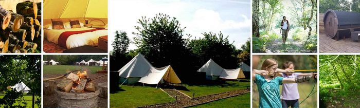 Glamping Breaks in Suffolk This Half Term, up to 63% Off