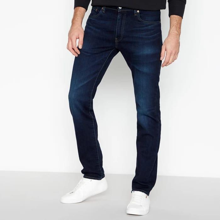Levi's - Black '511 Durian' Slim Fit Jeans