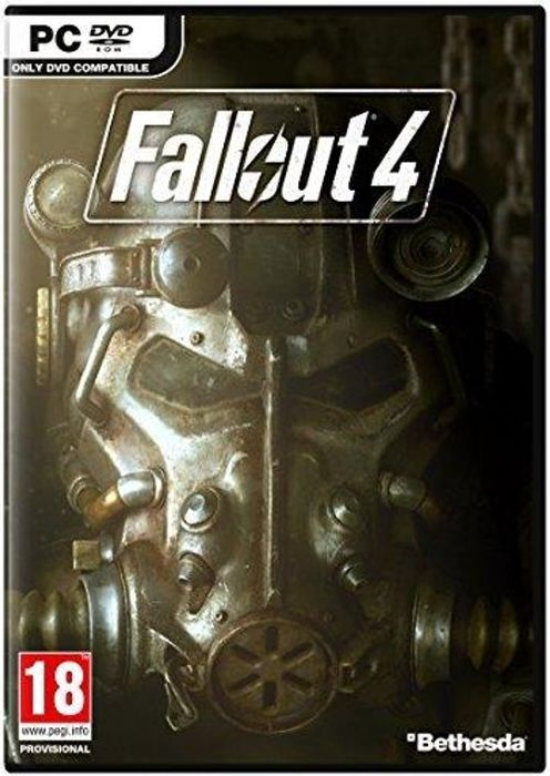 PC Steam Fallout 4 £3.99 at CDKEYS
