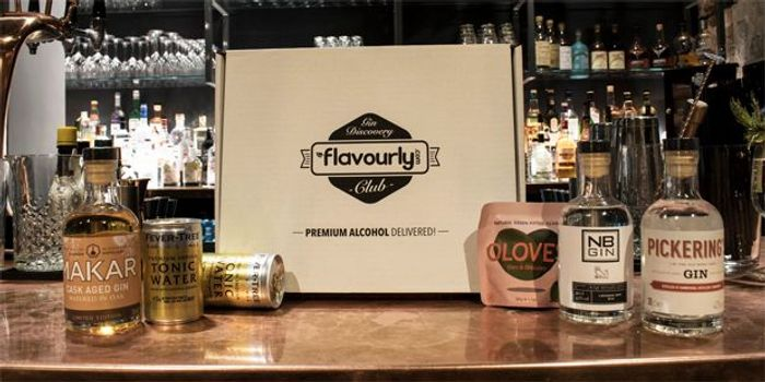 £16 off Your First Gin Discovery Box (Plus Free Delivery & a Magazine) at List