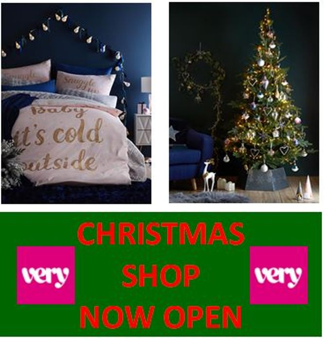 VERY CHRISTMAS SHOP - Now OPEN Sale!
