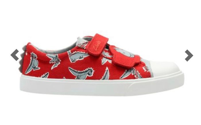 Clarks Doodles Only £10