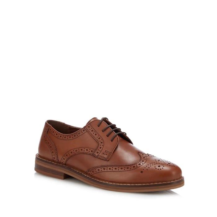 J by Jasper Conran - Tan Leather 'Amalfi' Brogues