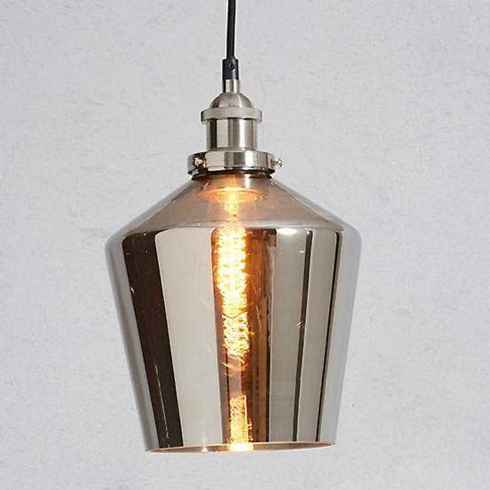 Glass Shade Electrical Pendant