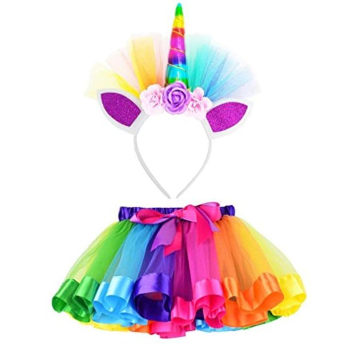 Kolylong Girls Kids Party Dance Ballet Costume