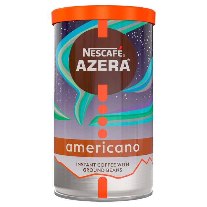 Nescafe Azera Americano Instant Coffee 100G on Sale 18.9.10