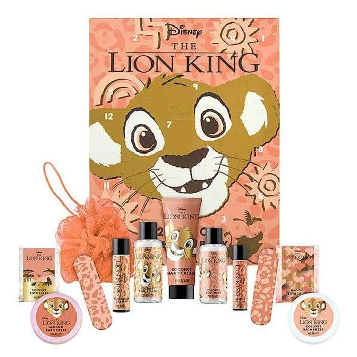 Disney Lion King 12 Days Advent Calendar