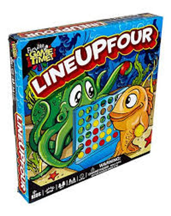 Line-up Four Game Buy One Get One Free