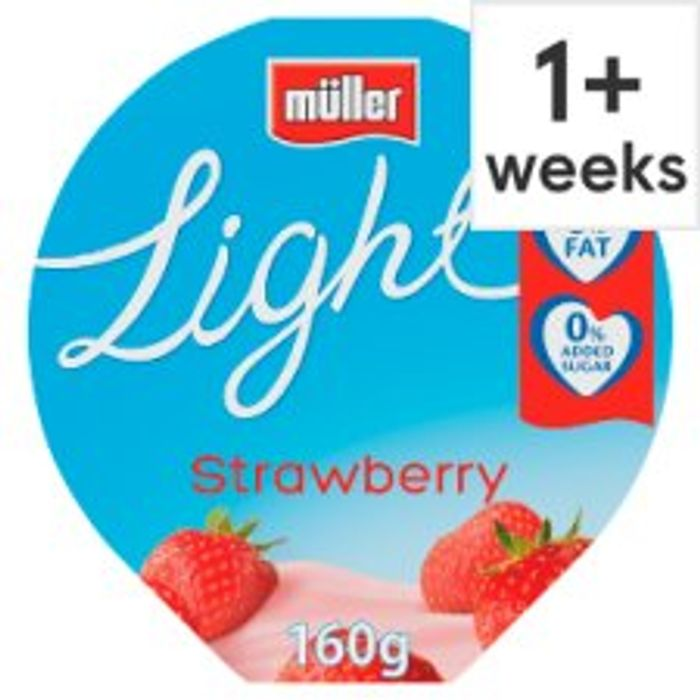 Muller Yoghurts Range 12 for £4