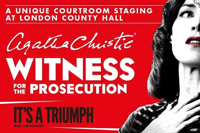 Witness for the Prosecution by Agatha Christie London Theatre Show