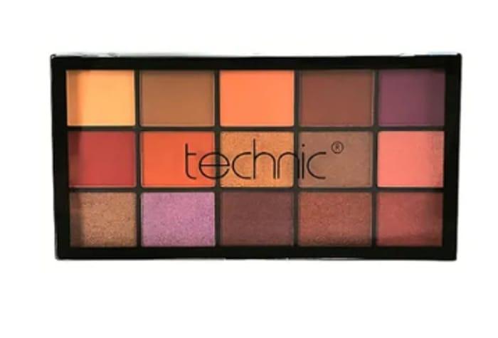 Technic Eyeshadow Palette Peanut Butter & Jelly Only 1 Left!
