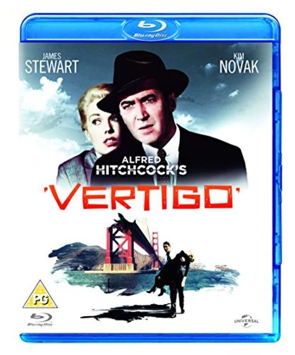 Vertigo Blu-Ray